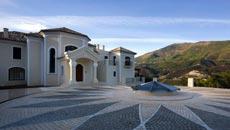 Villa la Zagaleta_Fachada