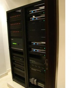 Proyecto la zagaleta - Rack Audio Video
