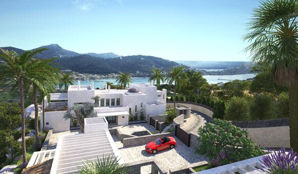 Proyecto Mallorca_3d exteriores