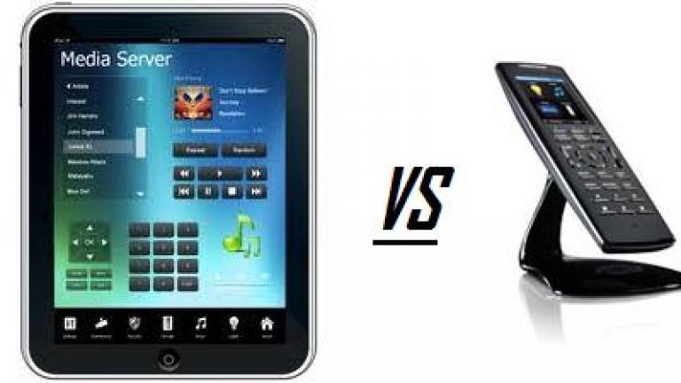 IPAD Vs Remote control